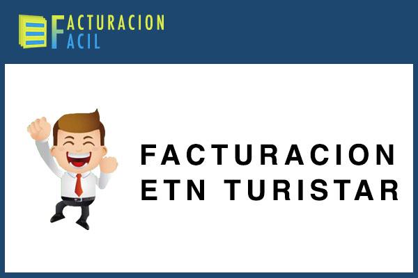 Facturacion ETN Turistar