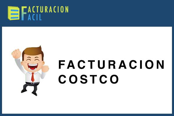 Facturacion Costco
