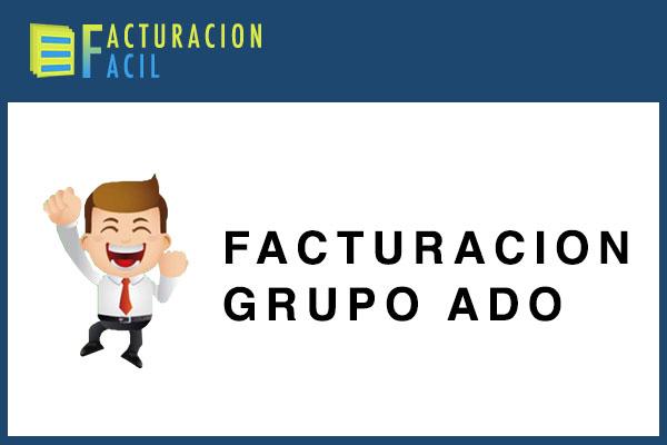 Facturacion Grupo ADO