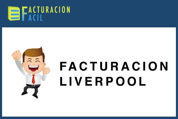 Facturacion Liverpool