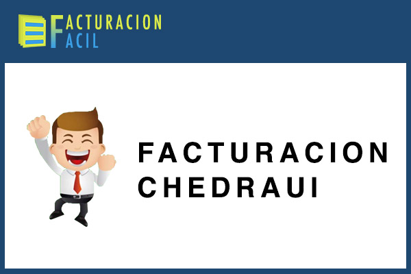 Facturacion Chedraui
