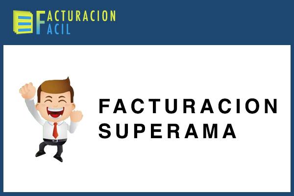 Facturacion Superama