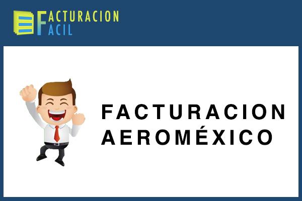 Facturacion Aeromexico