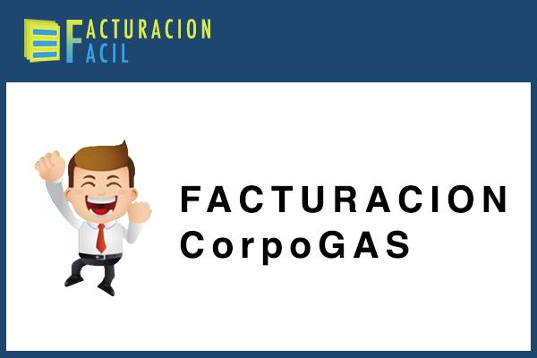 Facturacion CorpoGAS