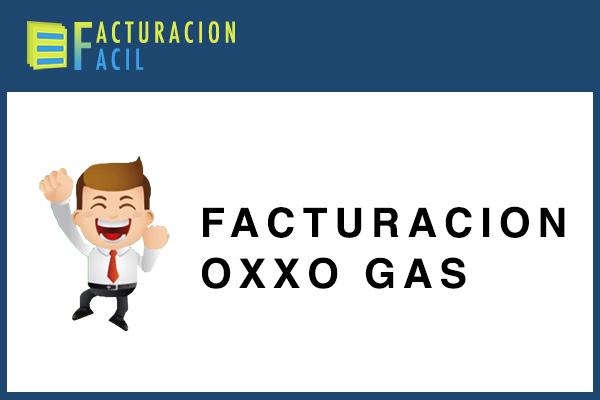 Facturacion Oxxo Gas