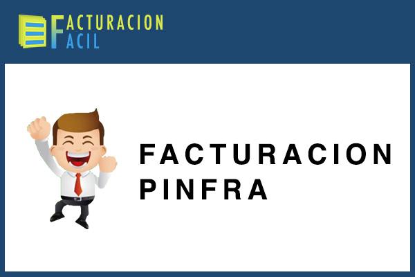 Facturacion PINFRA
