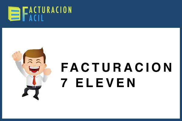 Facturacion 7 Eleven