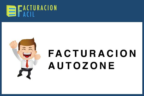 Facturacion Autozone