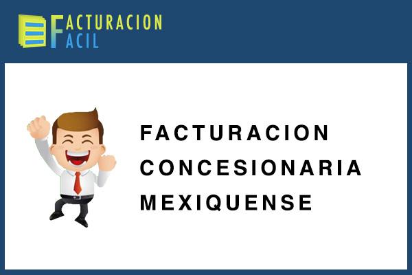 Facturacion Circuito Mexiquense