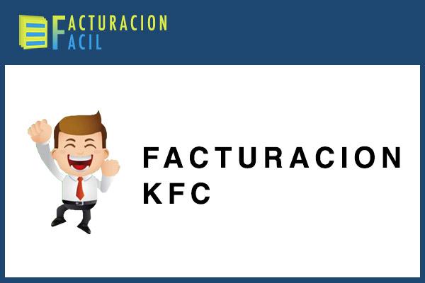Facturacion KFC