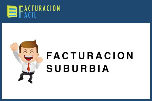 Facturacion Suburbia