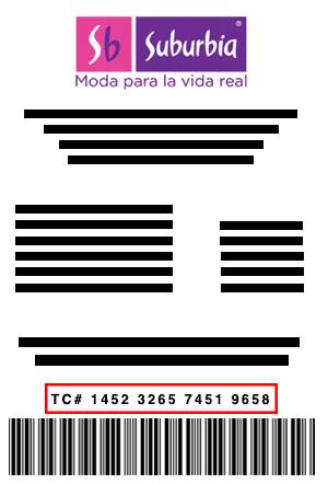 ticket SUBURBIA
