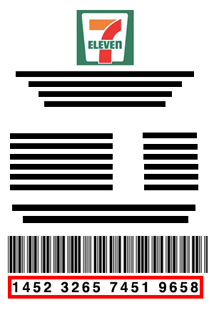 ticket facturacion 7 eleven